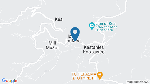 Kea Village Map