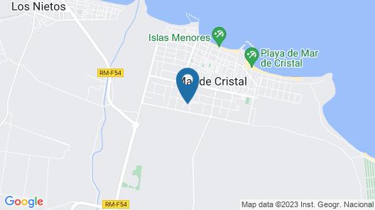 Mares III Apartment 10. 2.A MAR DE Cristal Map