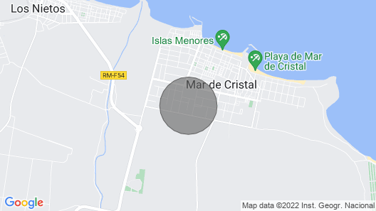 MARES III APARTMENT 1.2.A MAR DE CRISTAL Map