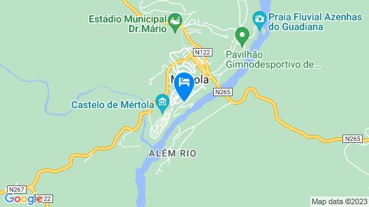 Beira Rio Map