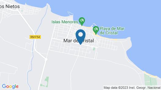 Planta baja Albatros  Map