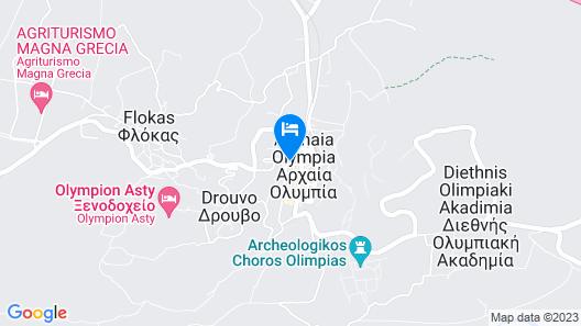Neda Hotel Map
