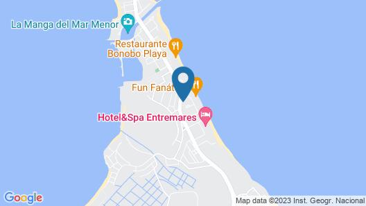 Inmovecos Villa Gawy Map