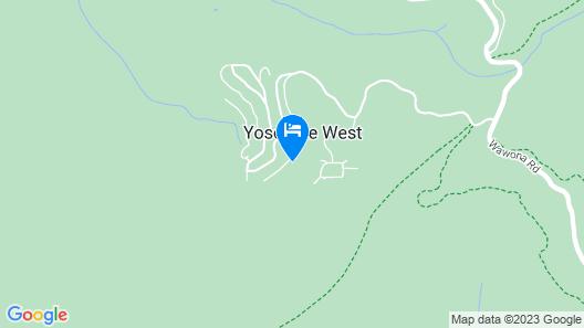 Inside Yosemite Mountain Beauty Map