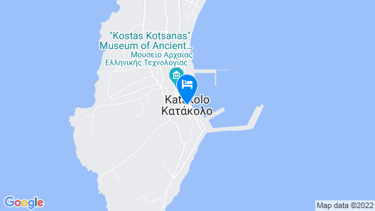 Katakolo Swim & Stay Big House 8 guests Map
