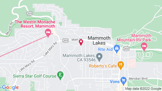The Mammoth Inn Map