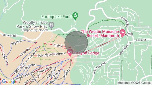 Quiet Condo With Amazing Mountain Views, Close to Mountain Biking Map