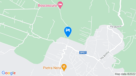 Boscoscuro Map
