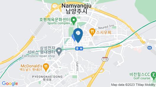 Namyangju M Map
