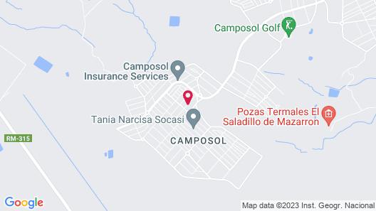 Villa Preciosa Map