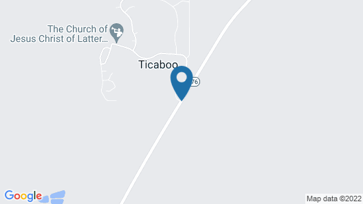 Ticaboo Lodge By Magnuson Worldwide Map