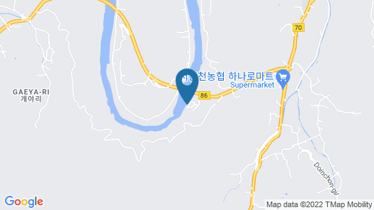 Botopia Healing Park Hongcheon - Caravan Park Map
