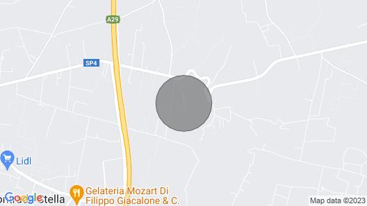 Villa Violino - Castelvetrano Map