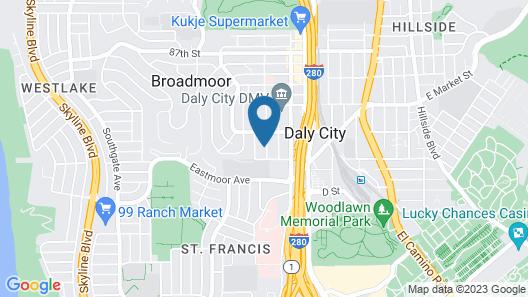 DC Crashpad Map