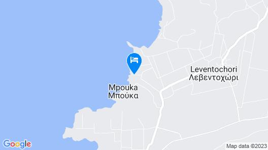 Apartments Genari Map