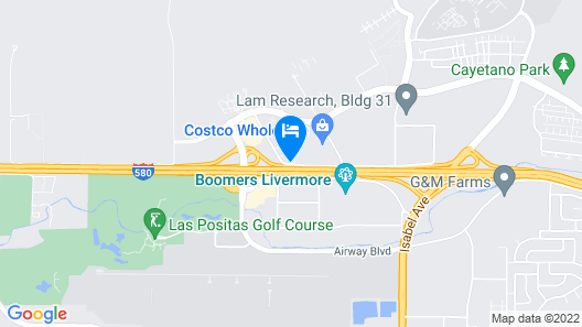 Home2 Suites by Hilton Livermore Map
