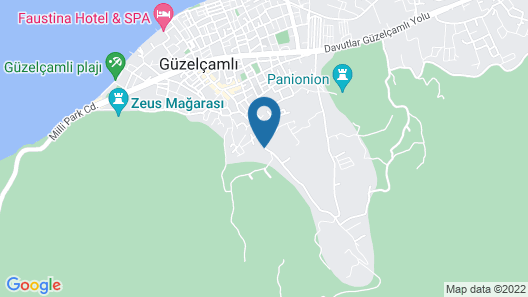Doa Apartments Map