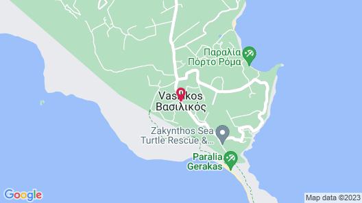 ArionGreen Riviera  Map