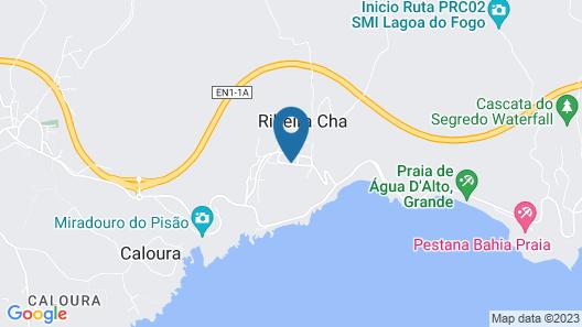 Casa Da Adega - Vivenda Perto Da Praia Map
