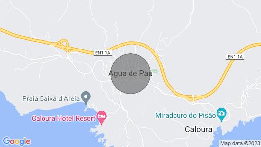 H. S. Caloura a Dream Place Map