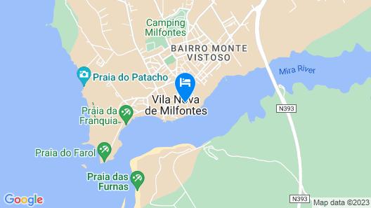 Selina Milfontes Map