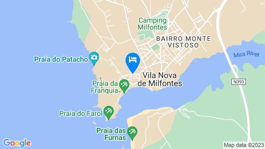 Pátio Victória Map
