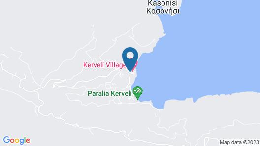 Kerveli Village Hotel Map
