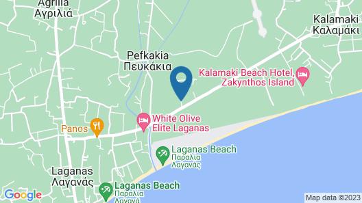 Ilaria Hotel Map