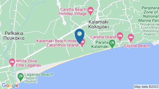 Marelen Hotel Map