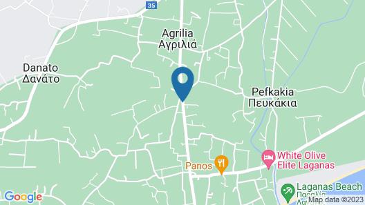 Perkes Hotel Map