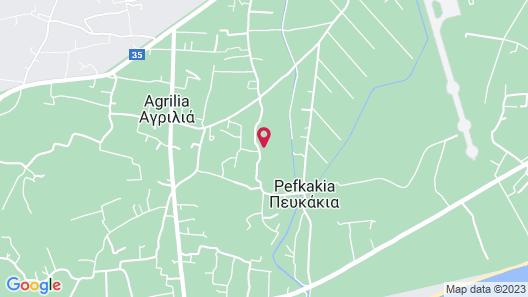 Villa Eleon Map