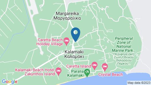 Elena Studios Map