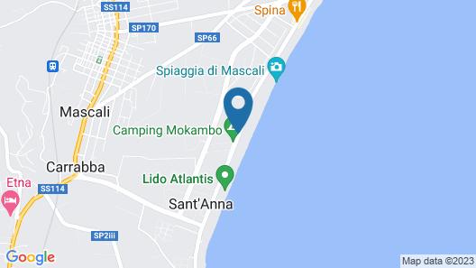 Acquachiara  Casa Vacanze Map