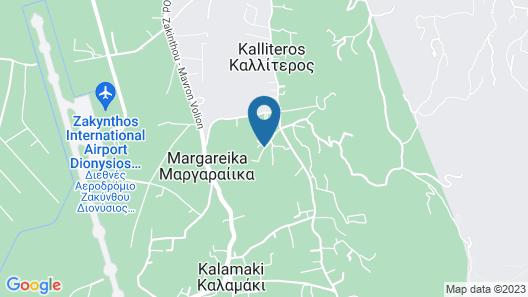 Anagenessis Village Map