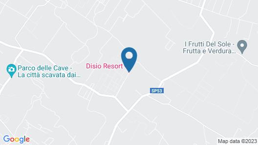 Disio Resort Map