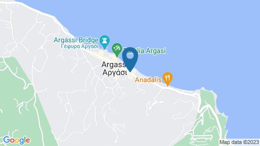 Mimoza Beach Map