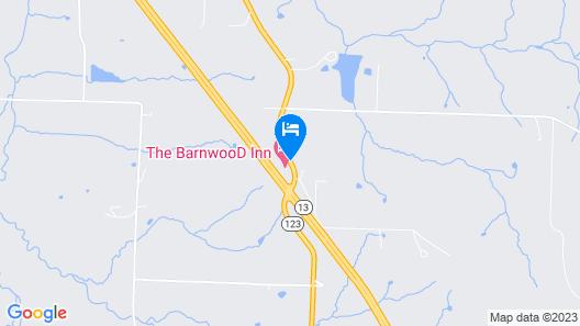 The BarnwooD Inn Map