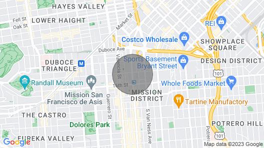 1906 Mission Map