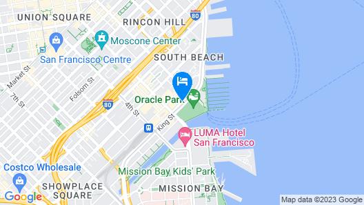 Hotel VIA Map