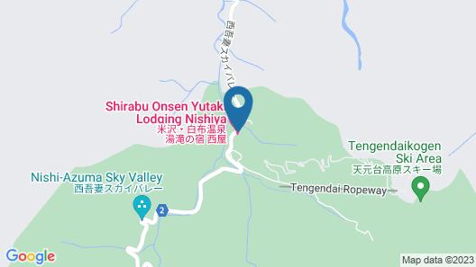 Nishiya Map