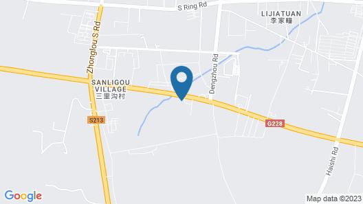 Guo Bin Hotel Map