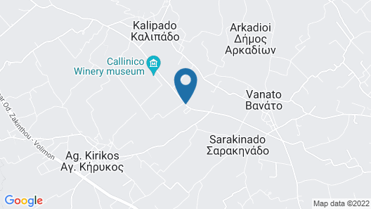 Agro Art Boutique & Luxury Villas Map