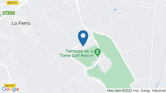 2 Bedroom Accommodation in Torre Pacheco Map
