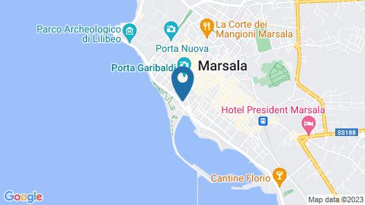 Aria Di Mare B&b Map