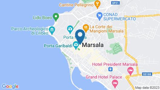 Garibaldi 15 Map