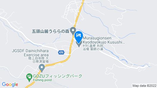 Fuga No Yado Chouseikan Map