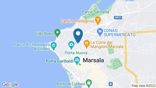 Loft Le Vie Del Centro Map