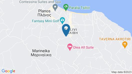 Altura Hotel - All Inclusive Map