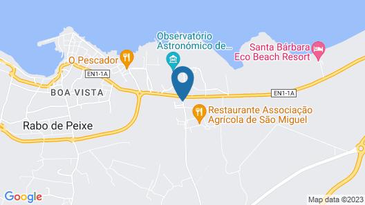 Quinta de Santana Map