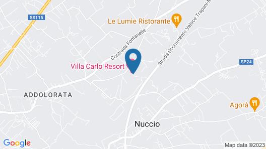 Casale Alma Map